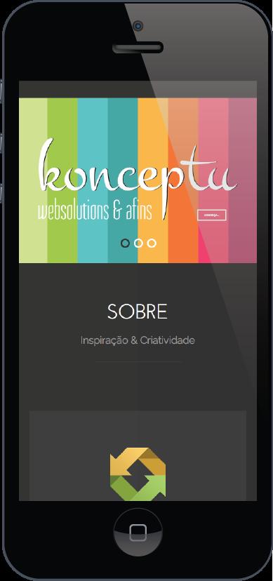 konceptu responsive web design
